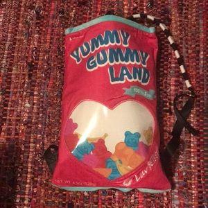 Betsey Johnson yummy gummy backpack 🎒 NWT
